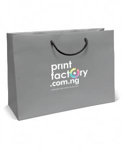 Landscape Paper bag