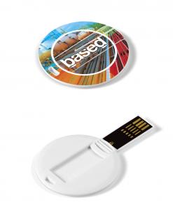 Picasso Round Memory Stick