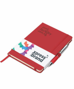 Belly-band-notepad-agenda-notepad-A5-Size
